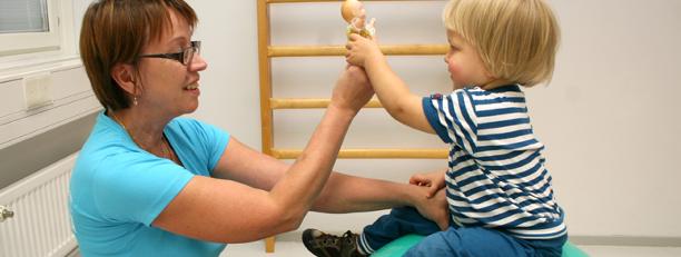 Vauvojen- ja lastenfysioterapia