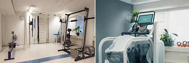 Pre ja post -operatiivinen fysioterapia